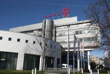 Telekom-Zentrale in Bonn, Quelle: Deutsche Telekom AG